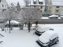 χιόνι Στοκ φωτογραφία με δικαίωμα ελεύθερης χρήσης