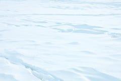 Χιόνι Drift2 Στοκ Φωτογραφία