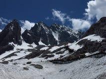 Χιόνι mountainï ¼ Œ Yunnanï ¼ Œ Κίνα Yulong Στοκ Φωτογραφίες