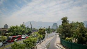 Χιλή de Σαντιάγο στοκ φωτογραφίες με δικαίωμα ελεύθερης χρήσης