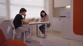 Χιλιετής έννοια τρόπου ζωής ανθρώπων απόθεμα βίντεο
