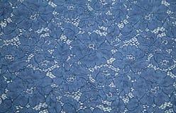 Χλωμιάστε - μπλε, μπλε guipure Στοκ εικόνες με δικαίωμα ελεύθερης χρήσης