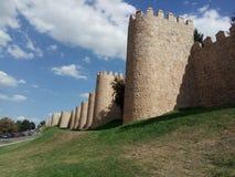 Χλόη και τοίχοι Στοκ φωτογραφία με δικαίωμα ελεύθερης χρήσης