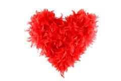 χνουδωτός κόκκινος s βαλ& Στοκ εικόνα με δικαίωμα ελεύθερης χρήσης