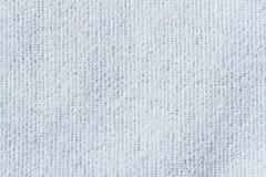Χνουδωτή σύσταση υφάσματος Σχέδιο υφάσματος Ελαφριές αποχρώσεις για το σύγχρονο σχέδιο σχεδίων, ταπετσαριών ή εμβλημάτων Με τη θέ Στοκ Εικόνα