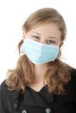 χοίροι μόλυνσης γρίπης Στοκ Φωτογραφίες