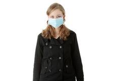 χοίροι μόλυνσης γρίπης Στοκ Φωτογραφία
