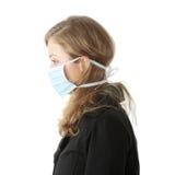 χοίροι μόλυνσης γρίπης Στοκ φωτογραφία με δικαίωμα ελεύθερης χρήσης