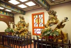 Χογκ Κογκ Στο Po Lin μοναστήρι Στοκ Φωτογραφίες