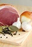 χοιρινό κρέας ακατέργαστ&omicr Στοκ Εικόνα
