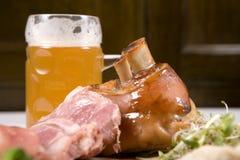 χοιρινό κρέας αρθρώσεων Στοκ φωτογραφίες με δικαίωμα ελεύθερης χρήσης