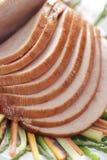 χοιρινό κρέας ζαμπόν που τε Στοκ Εικόνα