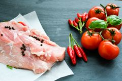 χοιρινό κρέας κρέατος ακα Στοκ φωτογραφίες με δικαίωμα ελεύθερης χρήσης