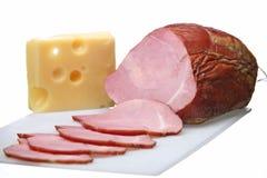 χοιρινό κρέας κρέατος που καπνίζεται Στοκ φωτογραφίες με δικαίωμα ελεύθερης χρήσης