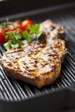 χοιρινό κρέας μπριζολών Στοκ φωτογραφίες με δικαίωμα ελεύθερης χρήσης