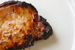 χοιρινό κρέας μπριζολών στοκ εικόνα με δικαίωμα ελεύθερης χρήσης