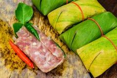χοιρινό κρέας ξινό Στοκ Εικόνες