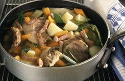 χοιρινό κρέας πιάτων παραδοσιακό Στοκ Εικόνες