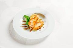 χοιρινό κρέας πιάτων Στοκ φωτογραφίες με δικαίωμα ελεύθερης χρήσης