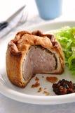 χοιρινό κρέας πιτών Στοκ εικόνα με δικαίωμα ελεύθερης χρήσης