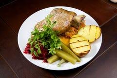 χοιρινό κρέας ποδιών Στοκ φωτογραφία με δικαίωμα ελεύθερης χρήσης