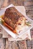 Χοιρινό κρέας ψητού στοκ εικόνες