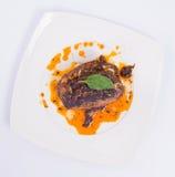Χοιρινό κρέας ψητού στοκ εικόνα με δικαίωμα ελεύθερης χρήσης