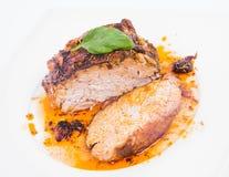 Χοιρινό κρέας ψητού στοκ φωτογραφία με δικαίωμα ελεύθερης χρήσης