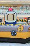 2015 Χονγκ Κονγκ ΕΝΑΝΤΙΟΝ του γεγονότος παιχνιδιών Bomberman Στοκ Φωτογραφίες