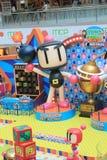 2015 Χονγκ Κονγκ ΕΝΑΝΤΙΟΝ του γεγονότος παιχνιδιών Bomberman Στοκ Εικόνες
