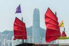 Χονγκ Κονγκ - 27 Ιουλίου 2014 Στοκ Εικόνες