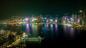 Χονγκ Κονγκ, Κίνα - 10 Φεβρουαρίου 2017: Αυτό είναι πραγματικά ένα συνδυασμένο bui Στοκ Εικόνες