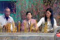 Χονγκ Κονγκ - Po Lin μοναστήρι Στοκ εικόνες με δικαίωμα ελεύθερης χρήσης