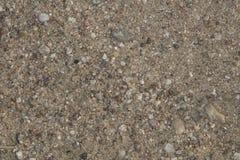 Χονδροειδής άμμος, κινηματογράφηση σε πρώτο πλάνο, στοκ εικόνα με δικαίωμα ελεύθερης χρήσης