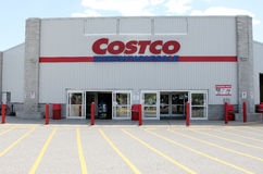 Χονδρικό εμπόριο Costco Στοκ εικόνες με δικαίωμα ελεύθερης χρήσης