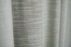 Χονδροειδές άσπρο ύφασμα Στοκ εικόνες με δικαίωμα ελεύθερης χρήσης