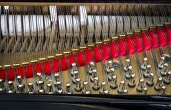 Χορδή πιάνων Στοκ φωτογραφία με δικαίωμα ελεύθερης χρήσης
