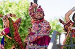 χορευτές Ινδός Στοκ Φωτογραφίες