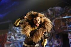 Χορευτές και δράστες Dominik Hees Στοκ Φωτογραφίες