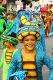 Χορευτές σε μια γιορτή στην Καρχηδόνα, Κολομβία στοκ εικόνα με δικαίωμα ελεύθερης χρήσης