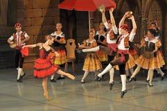 Χορευτές στο μπαλέτο Στοκ φωτογραφία με δικαίωμα ελεύθερης χρήσης