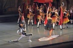Χορευτές στο μπαλέτο Στοκ Εικόνα