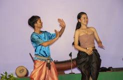 χορευτές Ταϊλανδός στοκ φωτογραφίες