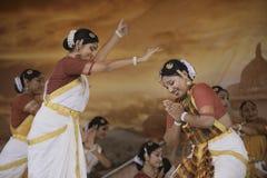 Χορευτές της Ινδίας στοκ φωτογραφία με δικαίωμα ελεύθερης χρήσης