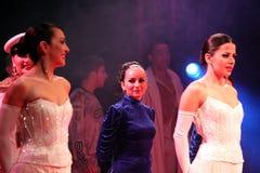χορευτές τσίρκων Στοκ φωτογραφία με δικαίωμα ελεύθερης χρήσης