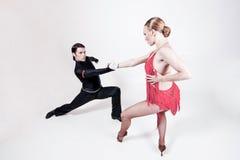 χορευτές Στοκ Φωτογραφία