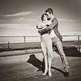 χορευτές Στοκ Φωτογραφίες