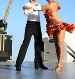 χορευτές Στοκ Εικόνες