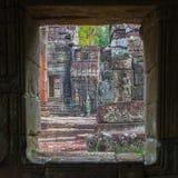 Χορευτές Apsara, bas-ανάγλυφο Angkor, Καμπότζη Στοκ φωτογραφία με δικαίωμα ελεύθερης χρήσης