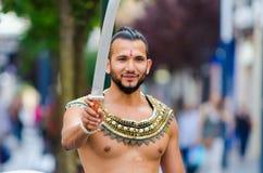 Χορευτές Bollywood Στοκ Εικόνες